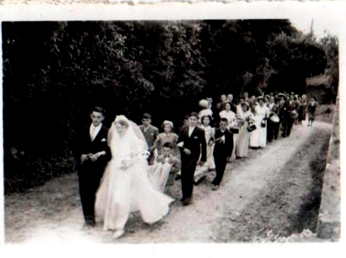 COUTUMES ET TRADITIONS DU MARIAGE EN 1950 - Pays Mellois d hier et d ... 31399e36ca6